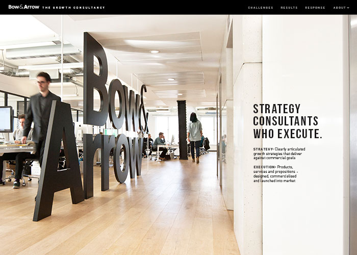 Bow & Arrow | The Growth Consultancy