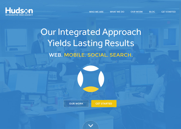 Hudson: Integrated Web Agency