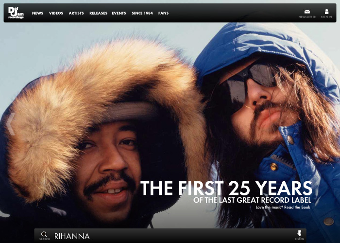 Def Jam - The Official Site