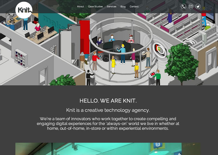 Knit - Creative Technology Agency