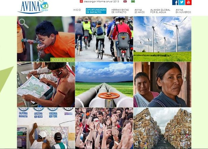 Fundacion Avina Annual Report 2013