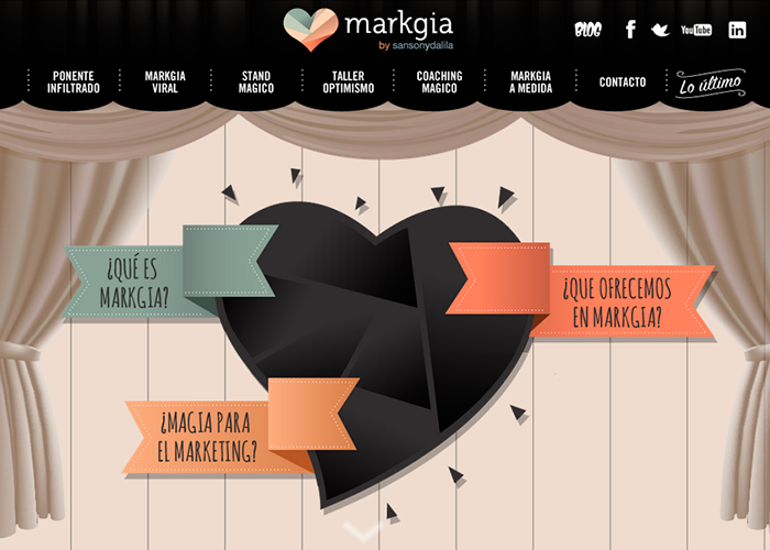 Markgia: Marketing + Magia