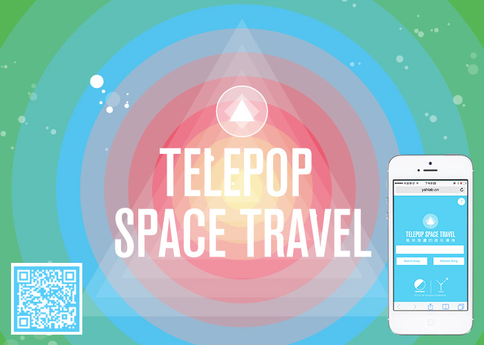 TELE POP SPACE TRAVEL