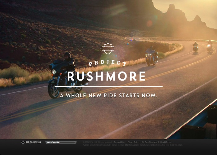 Project Rushmore