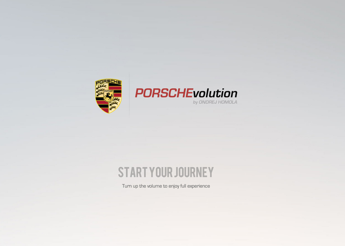 PORSCHEvolution | CSS Website