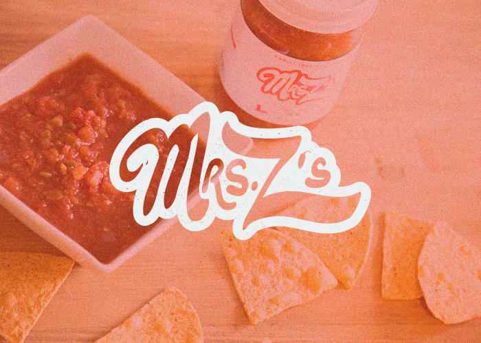 Mrs. Z's Salsa | CSS Website