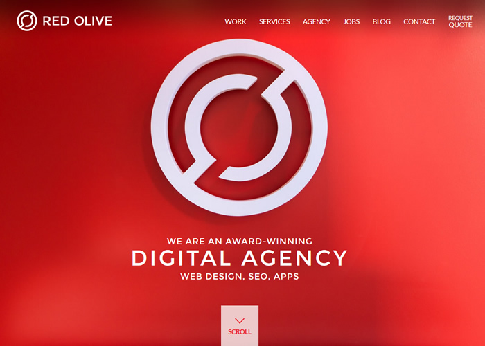 Red Olive | CSS Website
