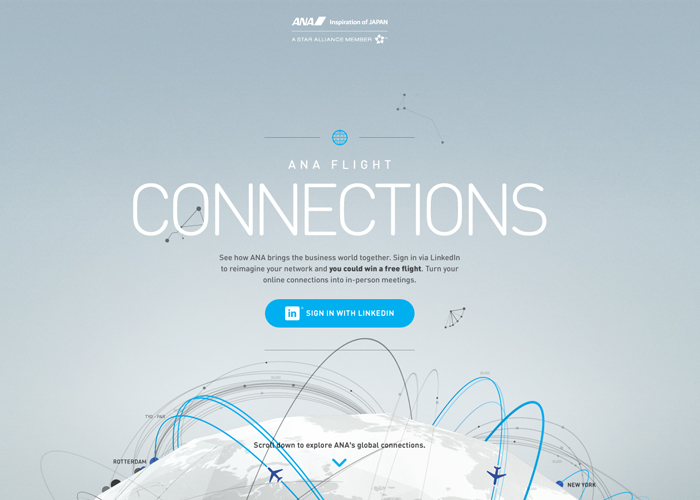 ANA Flight Connections | CSS Website