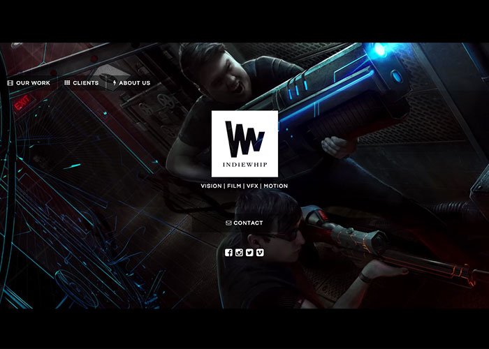 IndieWhip | CSS Website