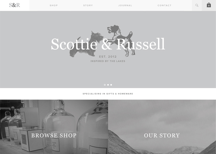 Scottie and Russell | CSS Website