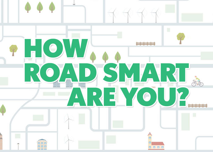 How Road Smart Are You? | CSS Website