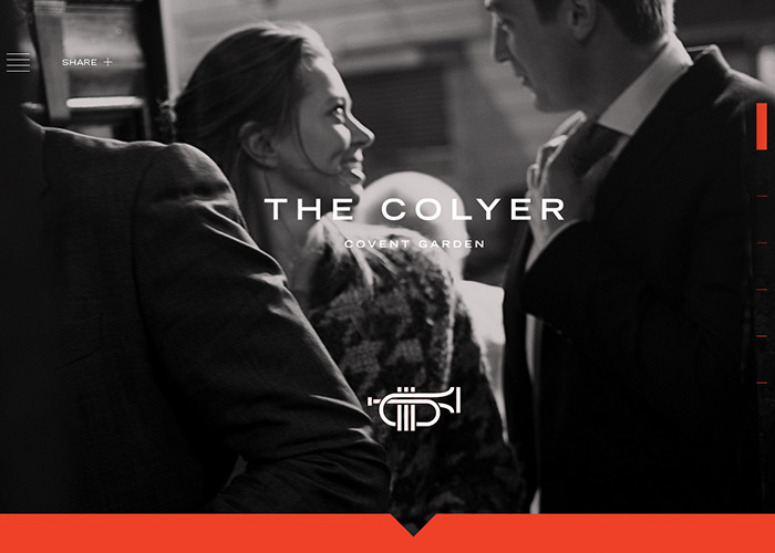 The Colyer | CSS Website