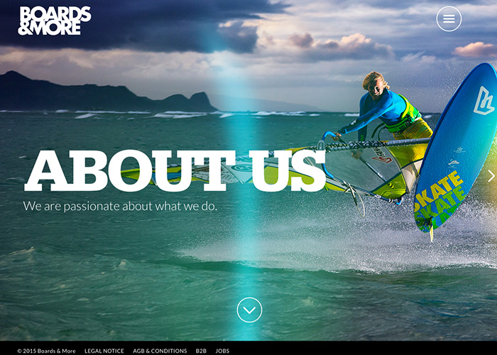 Boards and More | CSS Website