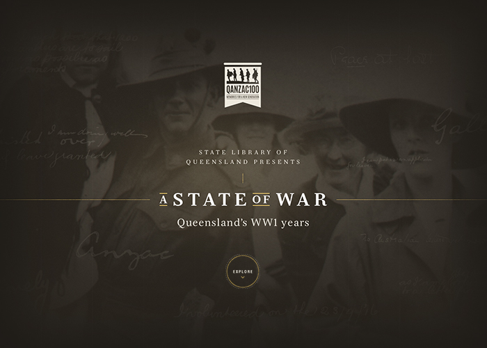 A State of War