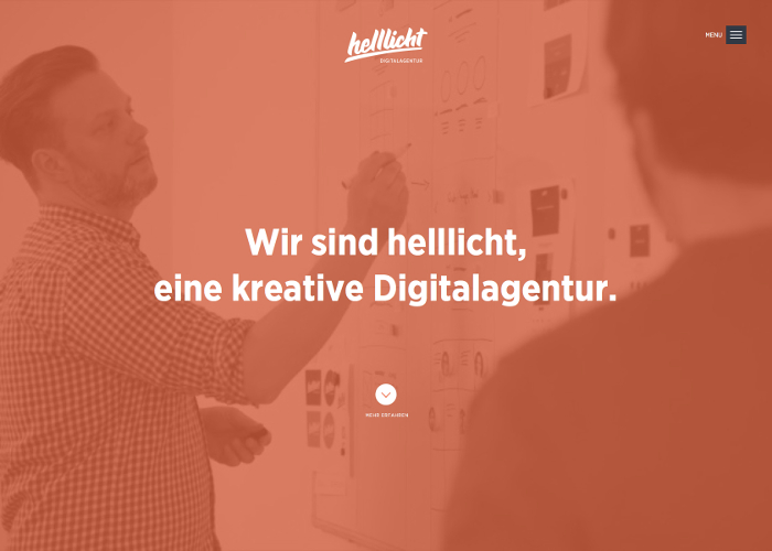 Digitalagentur helllicht | CSS Website