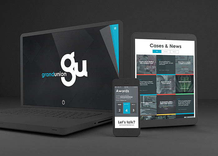 The Grandunion | CSS Website