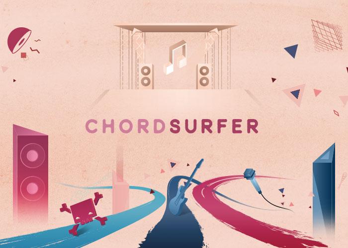 Awwwards website of the day: Chordsurfer