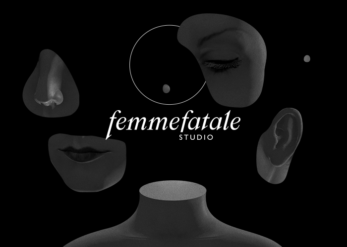Awwwards website of the day: Femme Fatale Studio