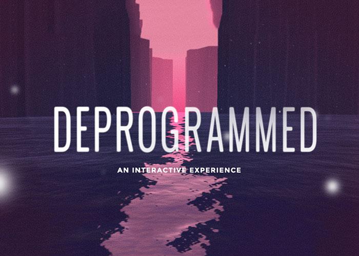Awwwards website of the day: Deprogrammed