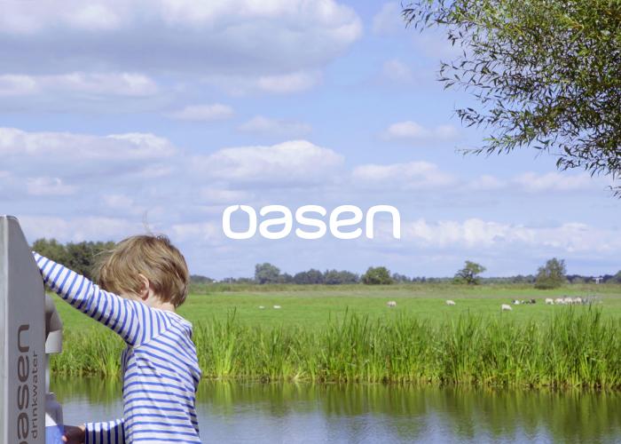 Awwwards website of the day: Oasen.nl