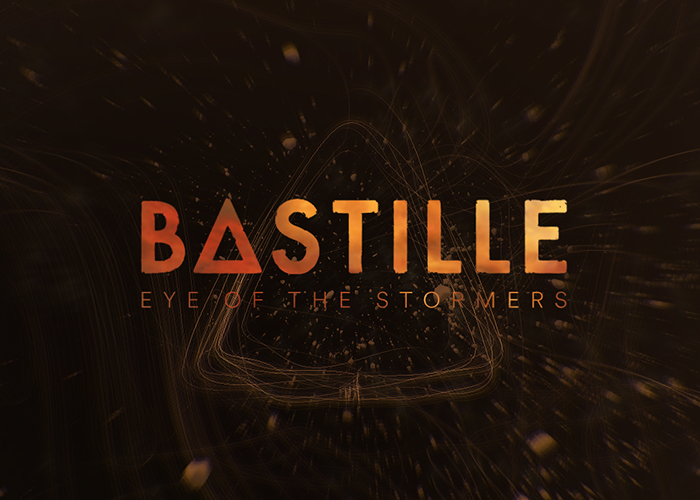 Awwwards website of the day: Bastille: Eye of the Stormers
