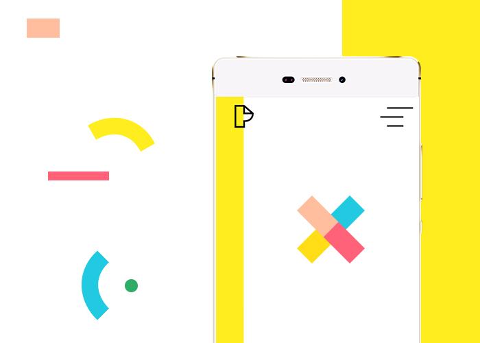 Awwwards website of the day: Projekcje