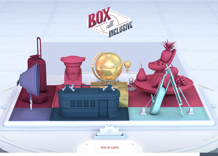 Box All Inclusive | CSS Website