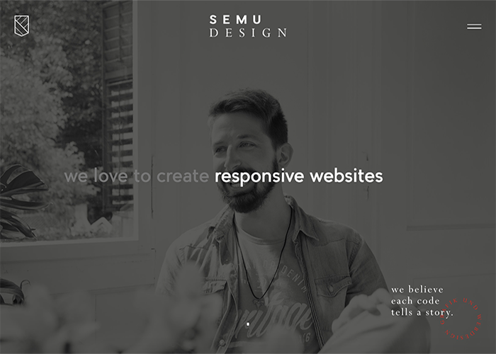 SEMU-Design | CSS Website