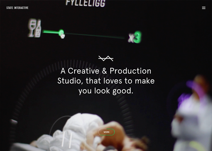 Awwwards website of the day: State Interactive 2016