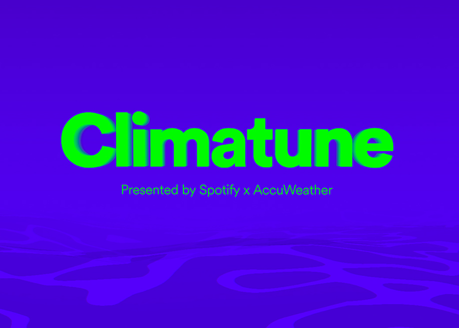 Awwwards website of the day: Climatune