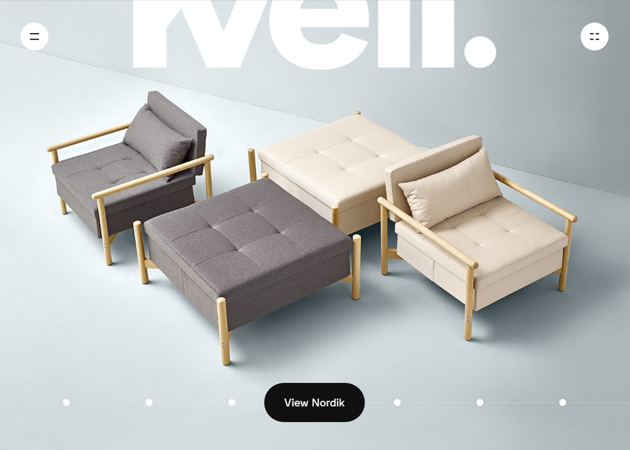Awwwards website of the day: Kvell
