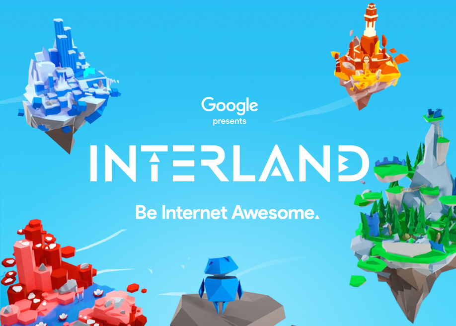 Awwwards website of the day: Interland: Be Internet Awesome