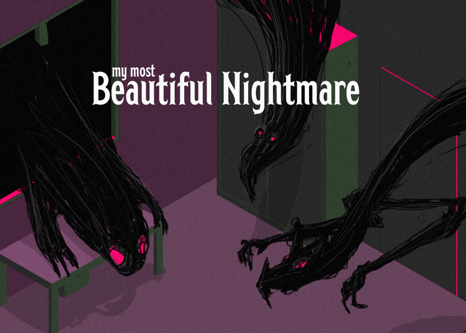 Awwwards website of the day: My most Beautiful Nightmare