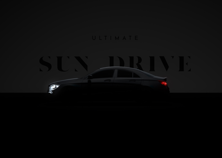 Awwwards website of the day: Sun Drive