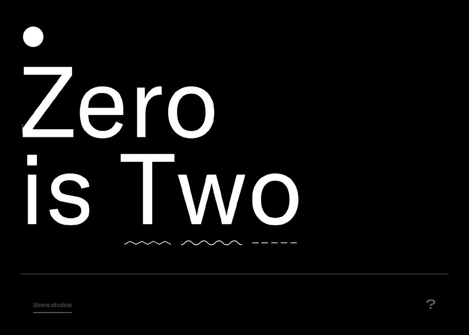 Zero Studios Birthday Site