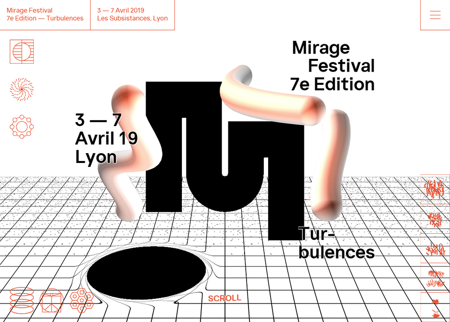Mirage Festival - 7e Édition