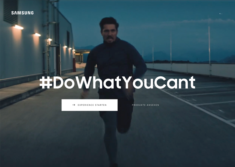 Samsung - Do what you can't
