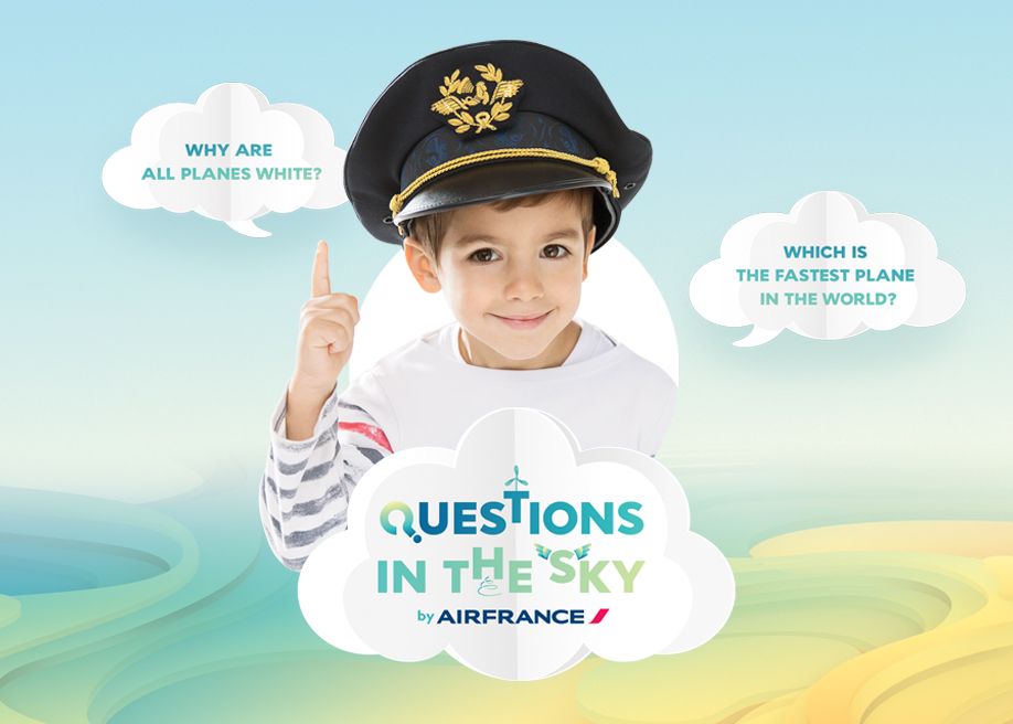 Questions in the sky