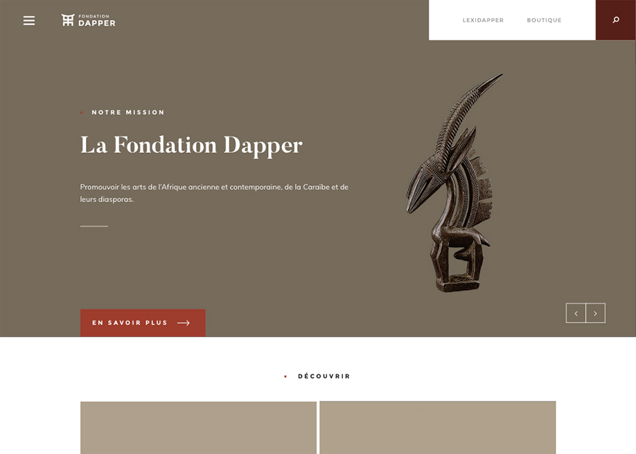Dapper Fundation