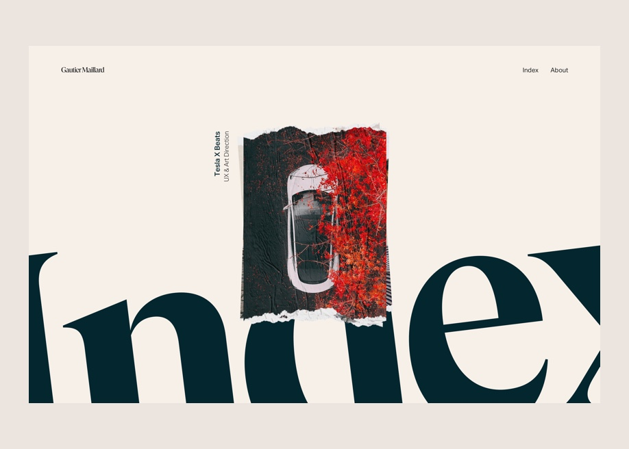 Gautier Maillard • Portfolio