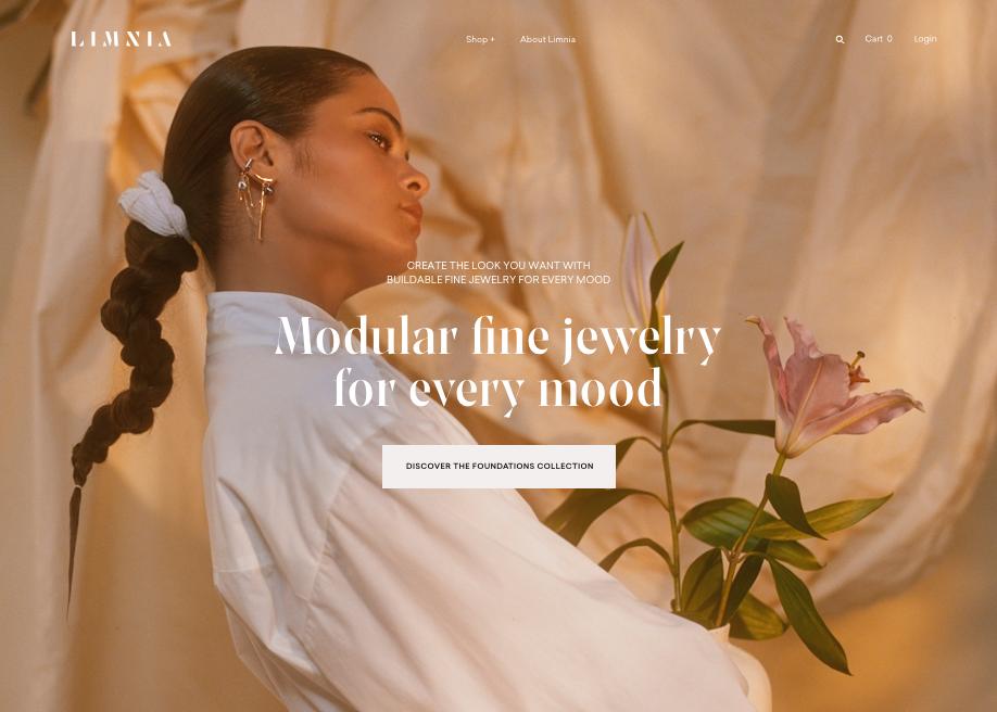 Limnia Modular Fine Jewelry