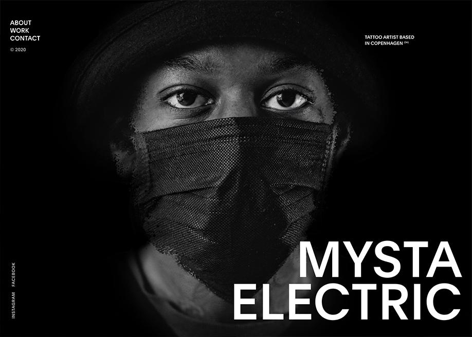 MYSTA ELECTRIC – TATTOO ARTIST