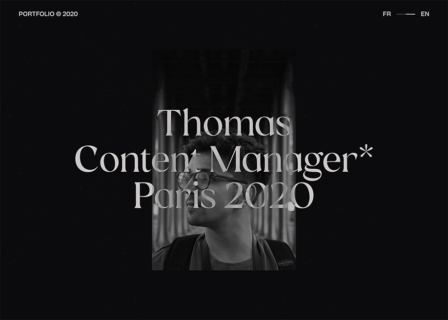 Thomas Bosc | Content Manager