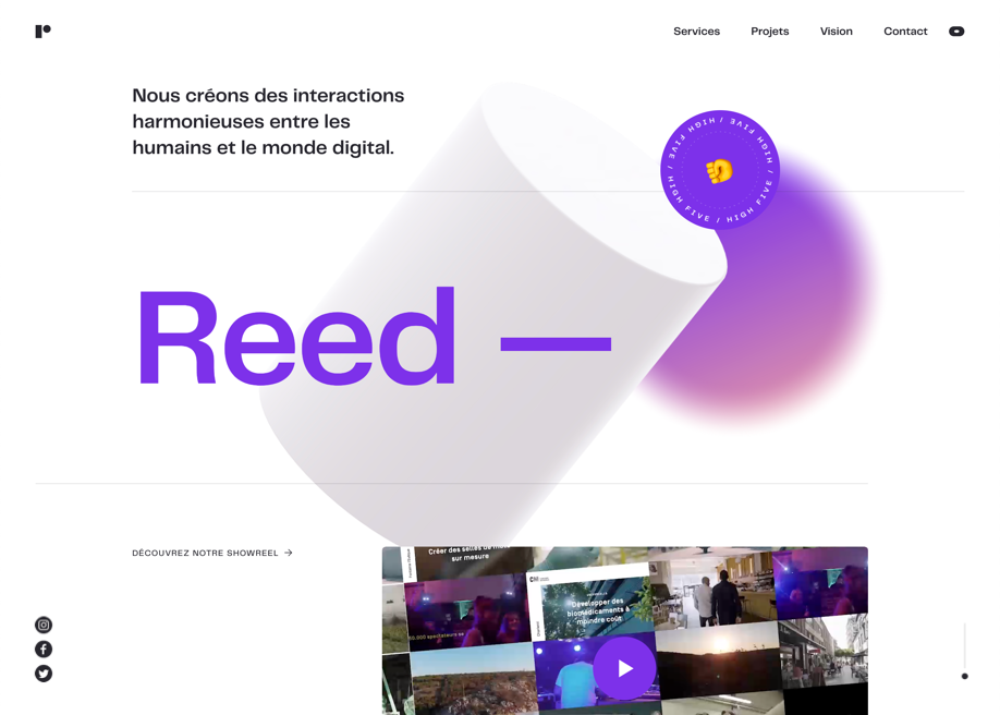 Reed.be