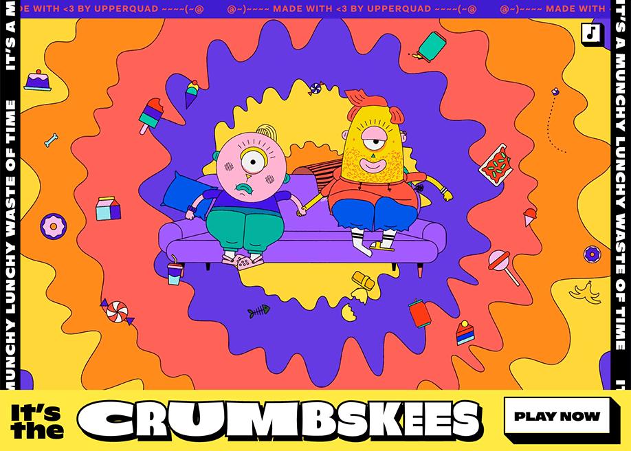 The Crumbskees
