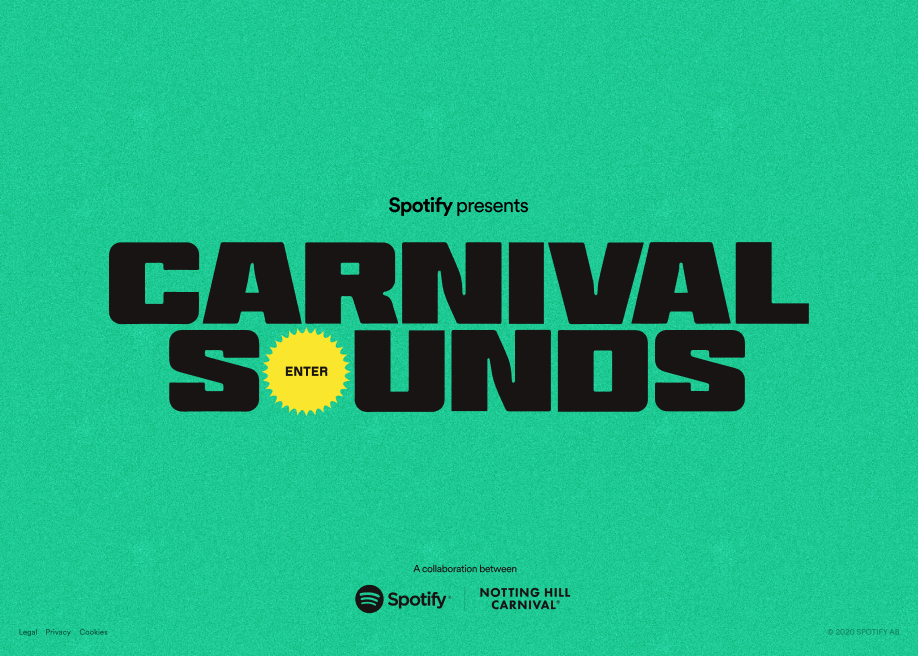 Awwwards website of the day: Carnival with Spotify