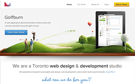 3magine - Toronto web design