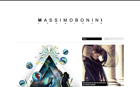 Massimo Bonini Showroom