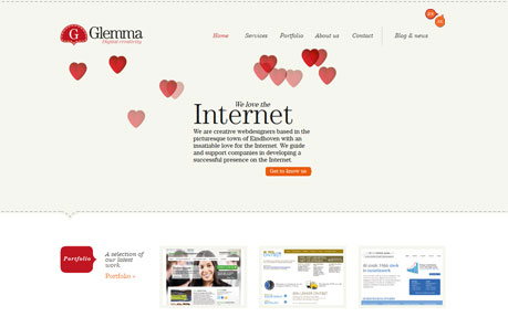 Glemma Loves Internet