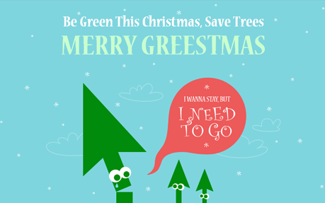 Greestmas Christmas Greeting